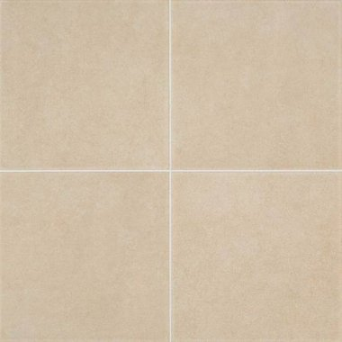 "Concrete Chic Tile 12"" x 24"" - Trendy Tan"