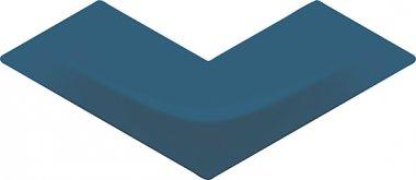"Arc Series Tile Gloss 5"" x 12"" - Marine Blue"