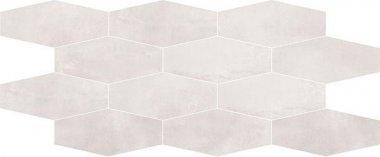 "Interno Tile Losanga Mosaic 12"" x 24"" - Pearl"