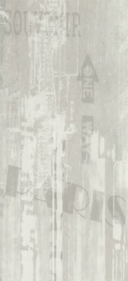 "Graffiti Tile Decor 12"" x 24"" - Corda"