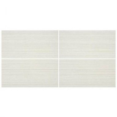 "Rapport Floor Tile 12"" x 24"" - Agreeable White"