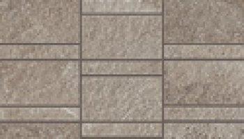 Ridge Tile Row Mosaic 2