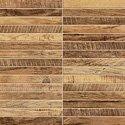 "Redeem Tile Tatami Mosaic 1"" x 6"" - Gold"