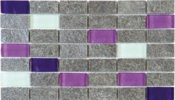 Quartzite Stone Tile Mosaic Polished 1