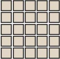 "Stonefire Tile Mosaic 2"" x 2"" - Rust"