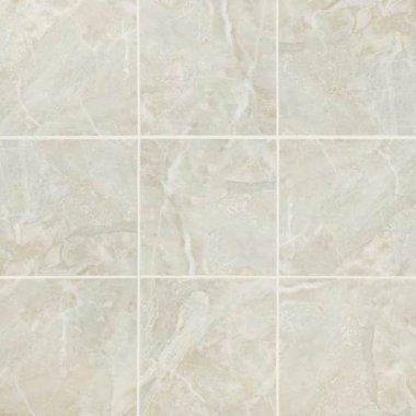 "Mirasol Tile Floor 12"" x 12"" - Silver Marble"