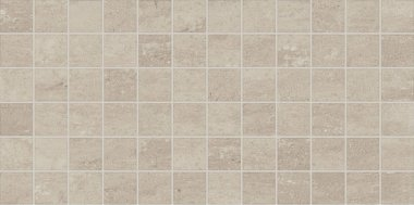 "Theoretical Tile Mosaic 2"" x 2"" - Fundamental Gray"