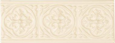 "Studio Tile Palm Beach Deco 3"" x 7.8"" - Bamboo"