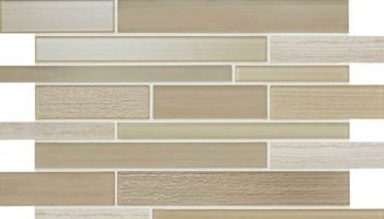 Serentina Tile Random Interlocking 11 3/4